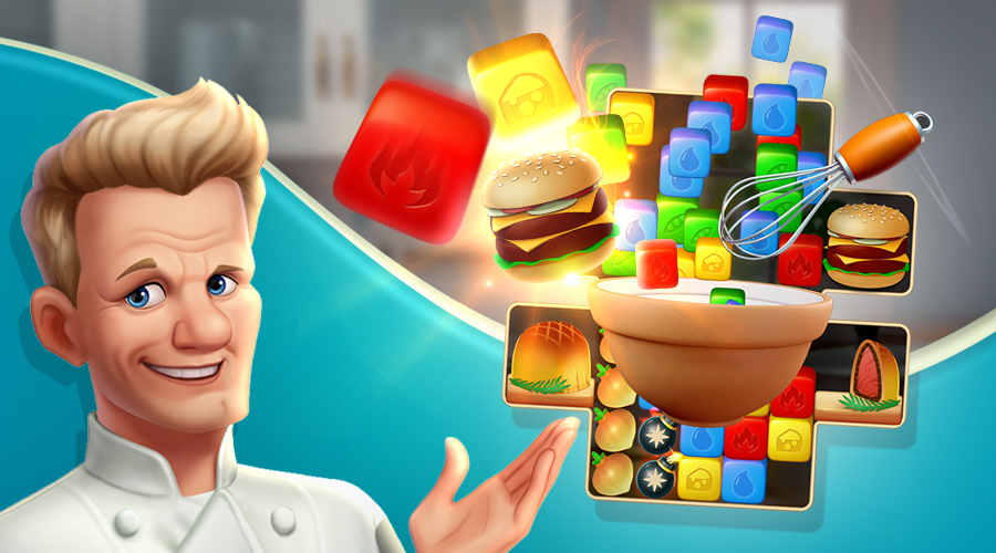 Gordon Ramsay's Chef Blast Adds New Social Features