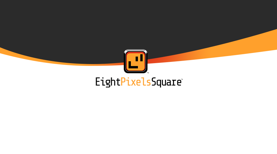 GAME DESIGN WITH EIGHT PIXELS SQUARE